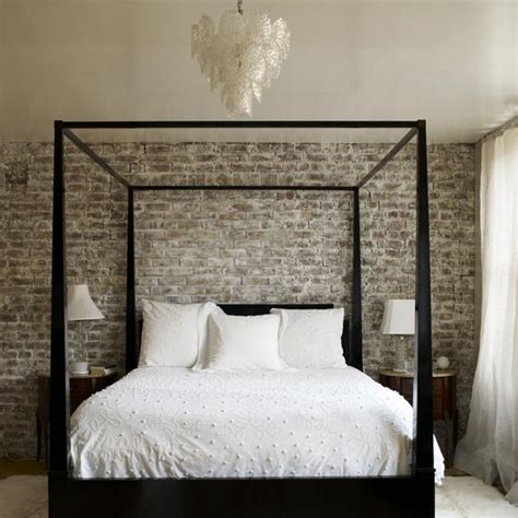 4 post bed mix and chic contemporary and gorgeous four poster bed