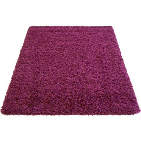 Buy Jazz Shaggy Rug Plum 80 X 150cm At Argos Co Uk Argos Rugs