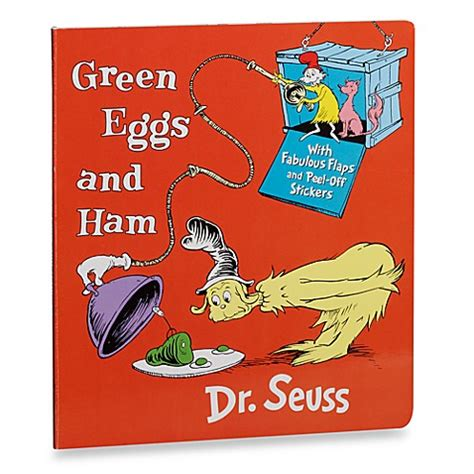 buy book suess grn eggs from bed bath beyond