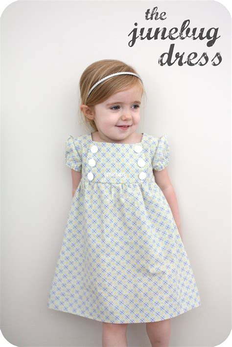 pattern free dress junebug dress sew along part 1 pattern and pieces