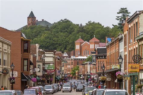 galena illinois spotlight on living history in galena il main street