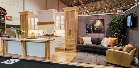 2015 national home show toronto eieihome kitchen design at national home show design for
