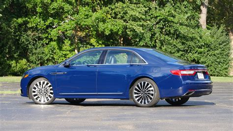 Lincoln Continental Review by 2017 Lincoln Continental Review Photo