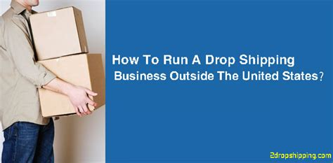 The Mba Programme Outside The United States Started At by How To Run A Drop Shipping Business Outside The United States