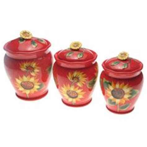 sunflower kitchen canisters 1000 images about canisters on pinterest canister sets