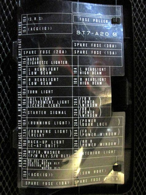96 Tercel Fuse Box List Of Wiring Diagrams