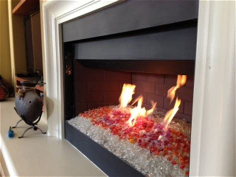 glass fireplace conversion fireplaces pictures of gas glass designed with affordable glassfire