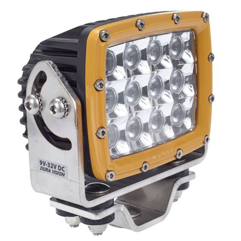 Work Light Fixtures Enforcer 60w Led Work Light Earthtrack Lighting