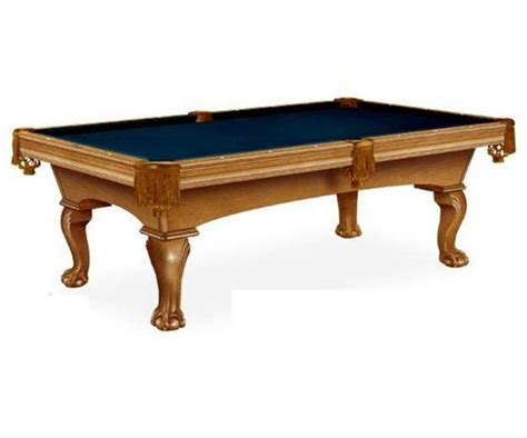 olhausen pool table legs olhausen 8 eclipse maple pool table w stratford