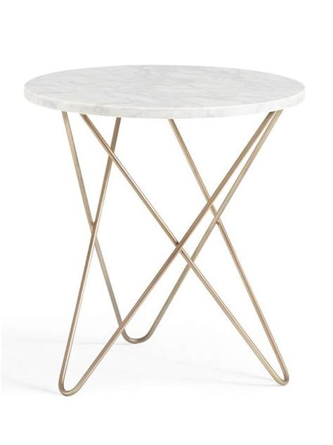 white marble end table best 25 marble top table ideas only on ikea