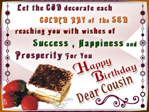 Cousin Birthday Wishes Quotes Cousin Birthday Quotes Quotesgram