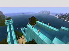 Waterslide/Wasserrutsche Minecraft Project Livetv Deutsch