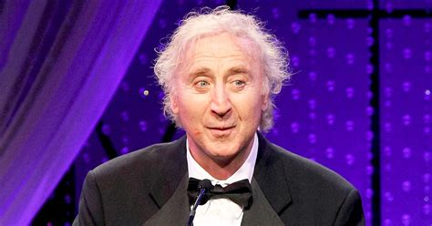 gene wilder red dress gene wilder died with family listening to over the