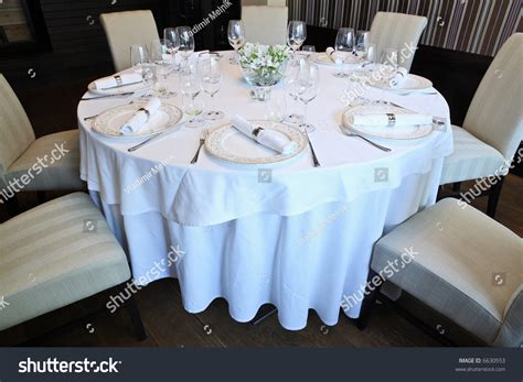 fancy dinner table set stock image image 10392131 fancy table set for a dinner stock photo 6630553