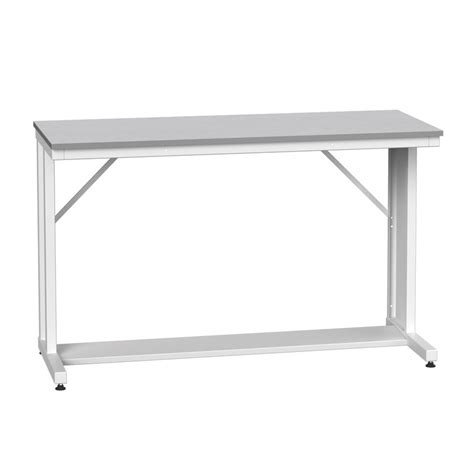 cantilever bench 930mm high cantilever bench with mfc worktop bott workplace