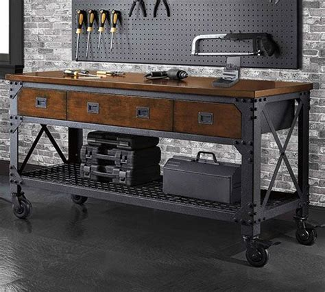 whalen work bench buyers picks 299 99 whalen metal and wood 72 l