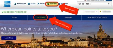 Amex Rewards Gift Cards - should you use amex membership rewards points for airbnb gift cards million mile
