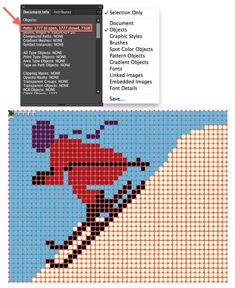 pattern up properly precise pattern positioning in illustrator creativepro com