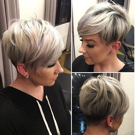 hair styles for back of 25 beautiful long pixie cuts ideas on pinterest long