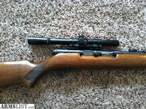 Armslist For Sale Trade Savage Model 6a 22 Cal Rifle