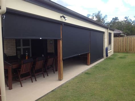 outdoor blinds and awnings outdoor blinds brisbane qld shade in albany creek