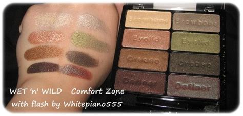 wet n wild comfort zone palette swatches wet n wild color icon palette comfort zone reviews