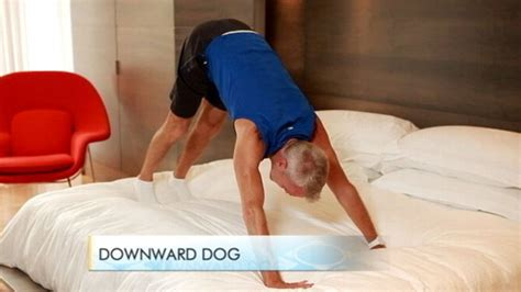 exercise in bed exercise in bed and reenergize in san miguel video abc news