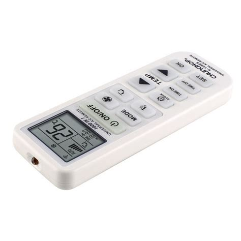 Chunghop Universal Ac Remote Controller K 2012e chunghop universal ac remote controller k 108es white jakartanotebook