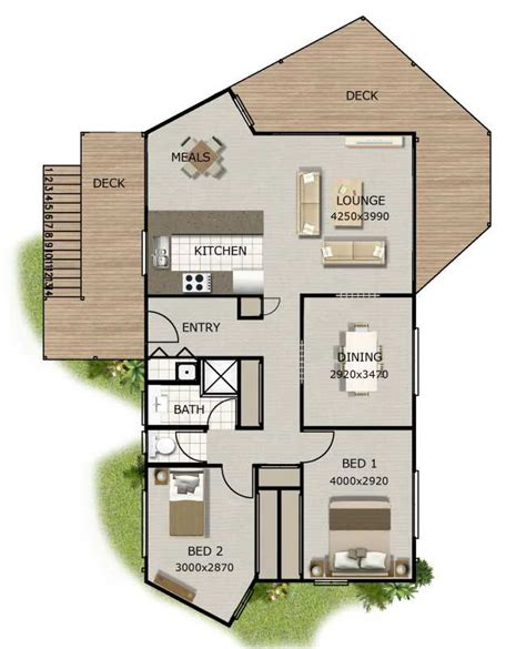 granny flat 2 bedroom designs new design 2 bedroom granny flat australian house