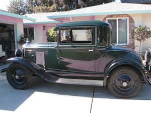 1929 Chevrolet For Sale California Car Clubs Cars For Sale