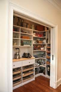 pantry cabinets vs bifold closet