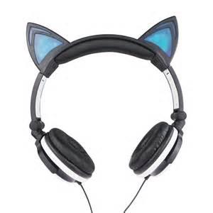 headband light cat ears headband led light best cheap headphone buy
