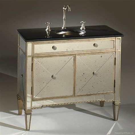 Bathroom Furniture Suppliers Bathroom Vanity W Antique Mirror Panel China Bathroom Furniture Furniture Products