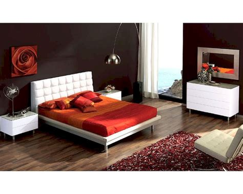 next white bedroom furniture modern bedroom set in white made in spain 33b61