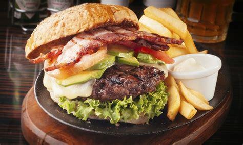 pit rock burger nach wahl f 252 r zwei rock pit groupon