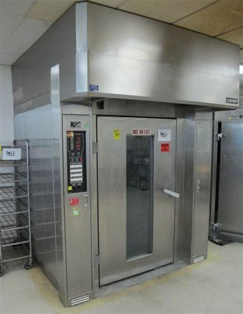 Rack Oven Uses lucks rack oven model r20g pre owned gas dbl rack