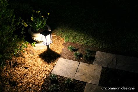 hton bay led solar pathway lights solar outdoor lights home depot hton bay 10 light plastic