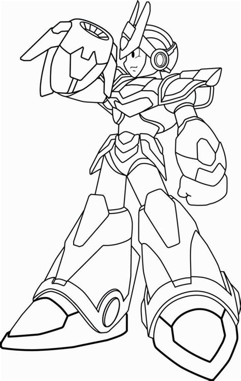 x coloring books megaman coloring pages coloring home
