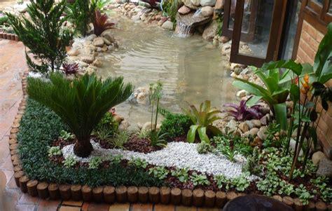imagenes de jardines minimalistas pequeños jardines r 218 sticos tendencia e ideas hoy lowcost