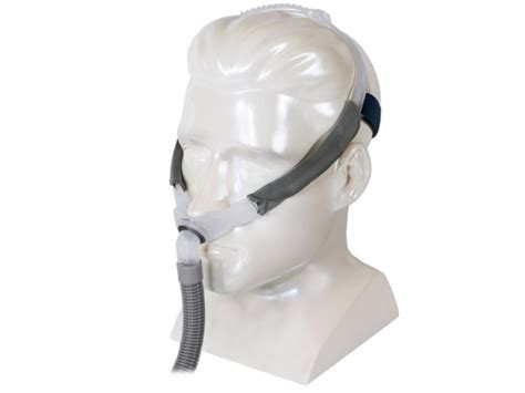 resmed fx nasal pillow cpap mask with headgear