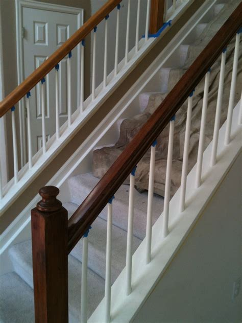 how to stain banister for stairs good ideas on how to darken wood with gel stain