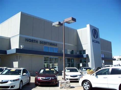 acura scottsdale az 85054 car dealership