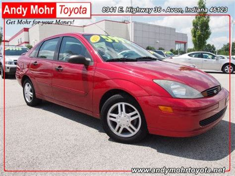 how to sell used cars 2003 ford focus on board diagnostic system sell used 2003 ford focus se comfort in avon indiana united states