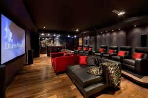 Home Theater Interiors by Luxury Home Theater Designs With Exclusive Decor Ideas