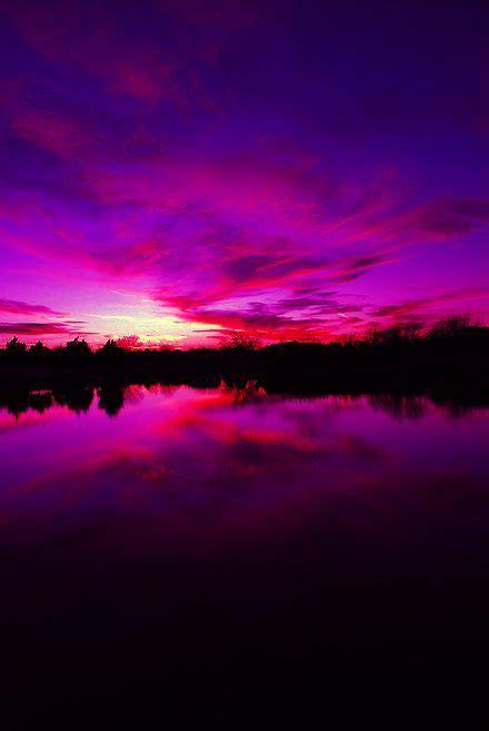 the purple okc 25 best ideas about purple sky on purple
