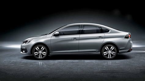 The Peugeot 308 Sedan Was Developed Specifically For China