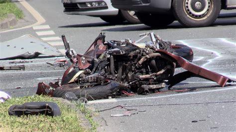 Motorrad Unfälle Deutschland 2015 by 08 06 2015 Hilden Tragischer Verkehrsunfall
