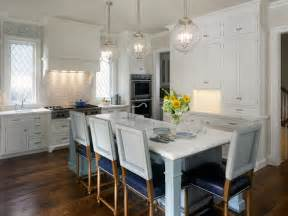 Kitchen Island With Table Kitchen Island Dining Table Transitional Kitchen Jeannie Balsam