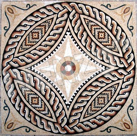 Ck Ck042 Black White mosaik r 246 misches muster ck042