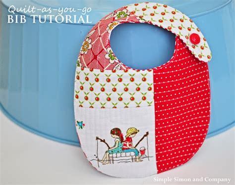 Baby Bibs Handmade - handmade baby bibs quilt as you go